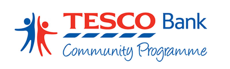 Tesco Bank Community Programme logo